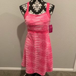 Soybu Pink workout dress NWT